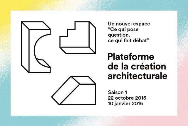 la plateforme de la creation architecturale2
