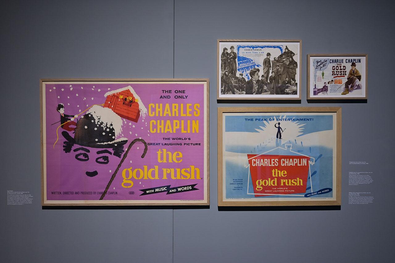 Exposition Chaplin l'homme orchestre, Philharmonie de Paris